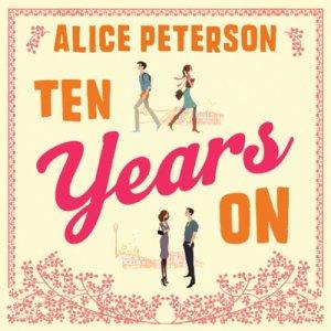 Ten Years On audiobook cover art