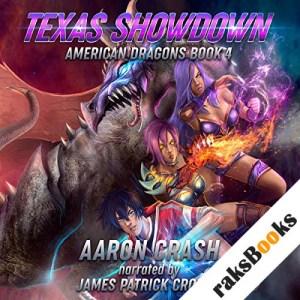 Texas Showdown audiobook cover art