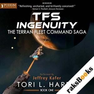 TFS Ingenuity audiobook cover art