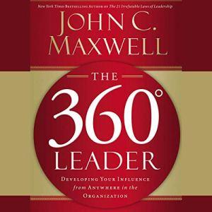 The 360 Degree Leader audiobook cover art