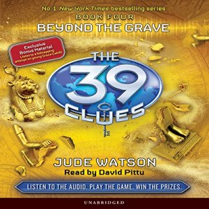 The 39 Clues, Book 4 audiobook cover art