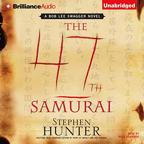 The 47th Samurai audiobook cover art