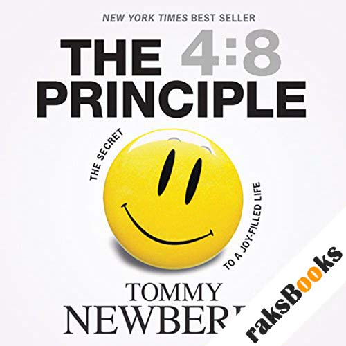 The 4:8 Principle audiobook cover art