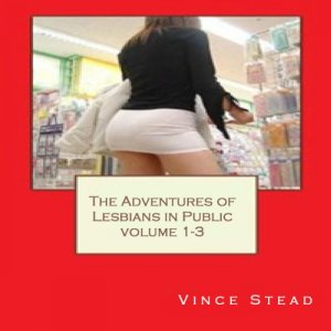 The Adventures of Lesbians in Public, Volume 1-3 audiobook cover art
