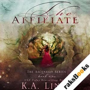The Affiliate audiobook cover art