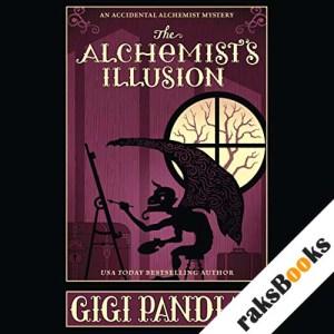The Alchemist's Illusion audiobook cover art