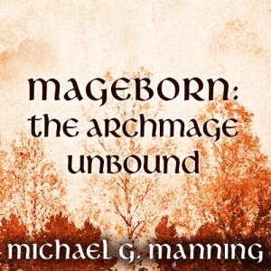 The Archmage Unbound audiobook cover art