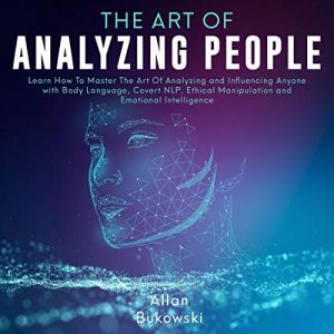 The Art of Analyzing People audiobook cover art
