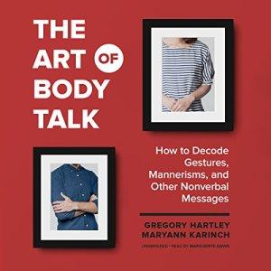 The Art of Body Talk audiobook cover art