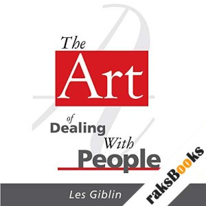 The Art of Dealing with People audiobook cover art