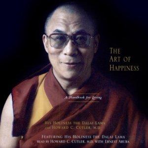 The Art of Happiness audiobook cover art