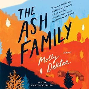 The Ash Family audiobook cover art