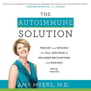The Autoimmune Solution audiobook cover art