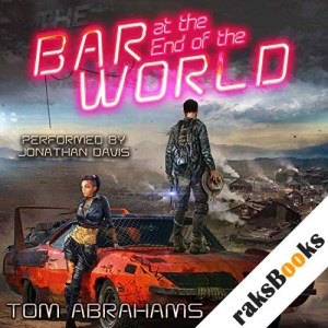 The Bar at the End of the World audiobook cover art