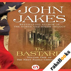The Bastard audiobook cover art