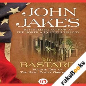 The Bastard audiobook cover art