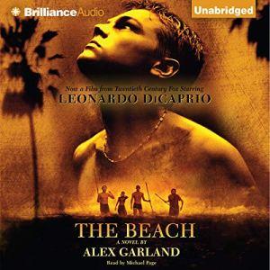 The Beach audiobook cover art