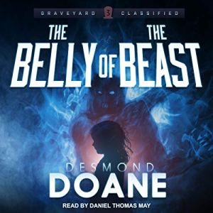 The Belly of the Beast audiobook cover art