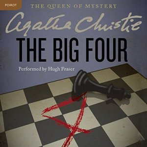 The Big Four audiobook cover art