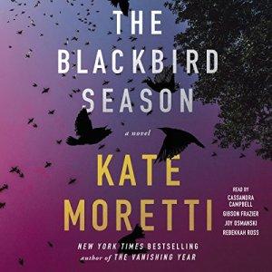 The Blackbird Season audiobook cover art