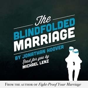 The Blindfolded Marriage audiobook cover art
