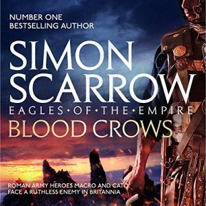 The Blood Crows audiobook cover art