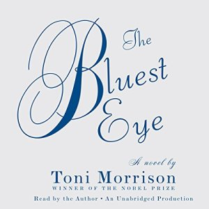 The Bluest Eye audiobook cover art