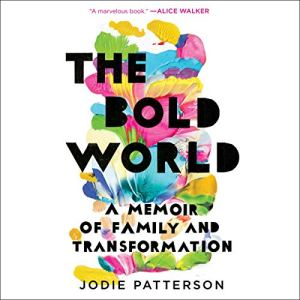 The Bold World audiobook cover art