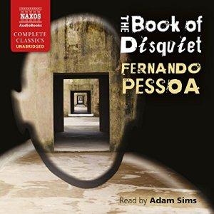 The Book of Disquiet audiobook cover art