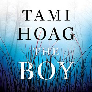 The Boy audiobook cover art