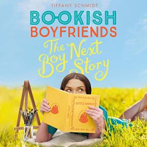 The Boy Next Story audiobook cover art