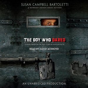 The Boy Who Dared audiobook cover art