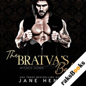 The Bratva's Baby audiobook cover art