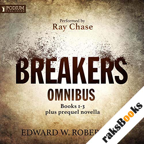 The Breakers Omnibus audiobook cover art