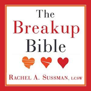 The Breakup Bible audiobook cover art