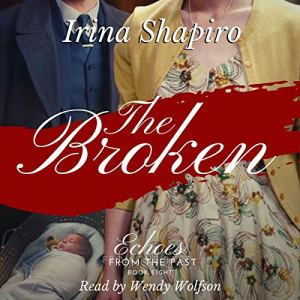 The Broken audiobook cover art