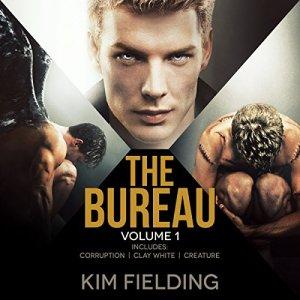 The Bureau audiobook cover art