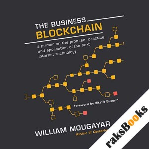 The Business Blockchain audiobook cover art