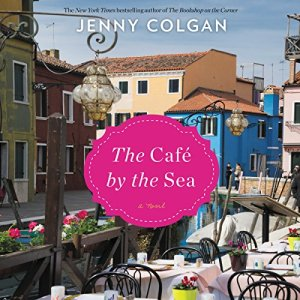 The Cafe by the Sea audiobook cover art