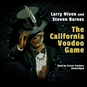 The California Voodoo Game audiobook cover art