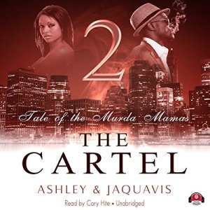 The Cartel 2: Tale of the Murda Mamas audiobook cover art