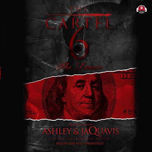 The Cartel 6 audiobook cover art