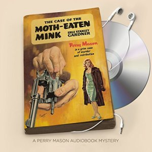 The Case of the Moth-Eaten Mink audiobook cover art
