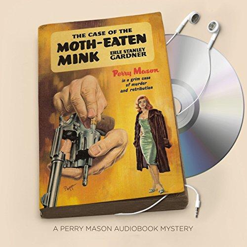 The Case of the Moth-Eaten Mink audiobook cover art