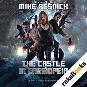 The Castle in Cassiopeia audiobook cover art