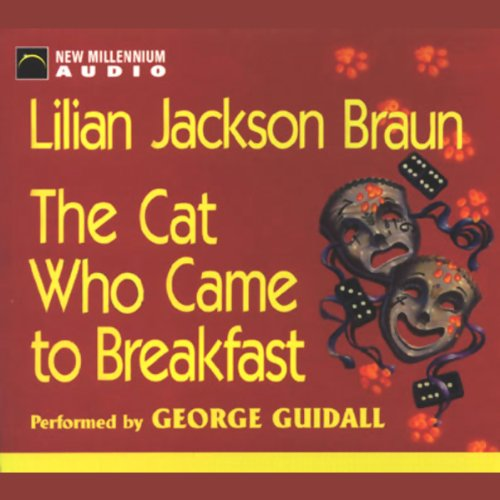 The Cat Who Came to Breakfast audiobook cover art