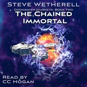 The Chained Immortal audiobook cover art