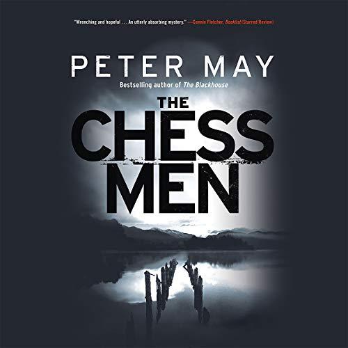 The Chessmen audiobook cover art