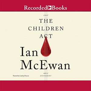The Children Act audiobook cover art