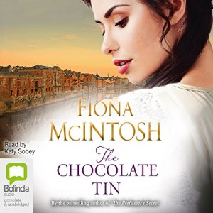 The Chocolate Tin audiobook cover art